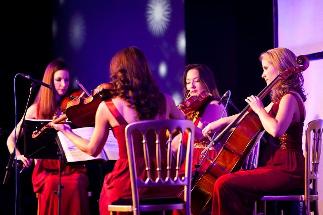 Palatine String Quartet Stylish London For Hire